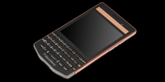 Blackberry P9983 Rose Altın